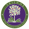Friends of the Ashland Public Library Mobile Logo