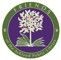 Friends of the Ashland Public Library Retina Logo
